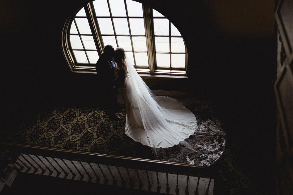 Toledo Wedding Photographers Capture Styled Shoot at Toledo Club