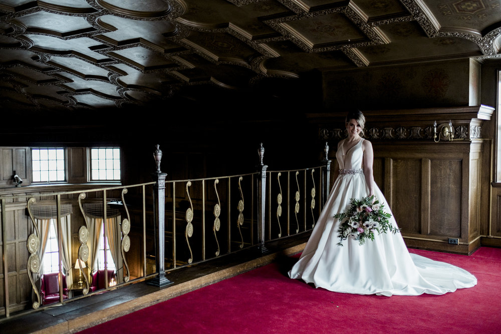 Toledo Club Styled Shoot with Toledo Wedding Photographers