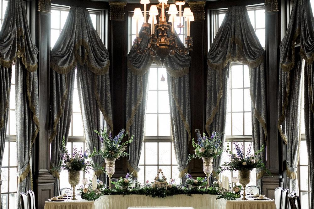 Toledo Club Venue for Styled Wedding Shoot and Toledo Wedding Photographers