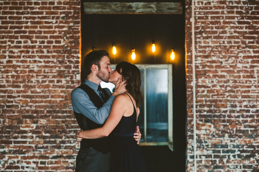 Engagement Session at Great Lakes Event Center with Toledo Wedding Photographers