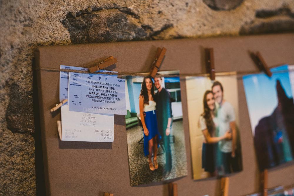 Milwaukee Wedding details.