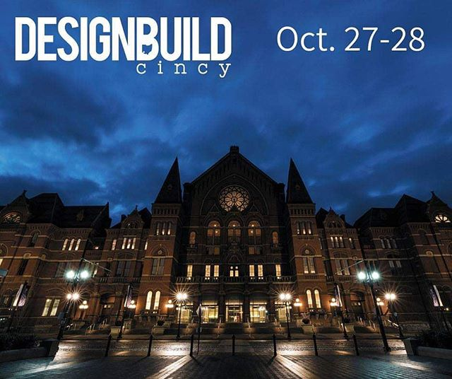 Come to Design Build Cincy this weekend and say Hi! We have some new concepts made just for this show, and some of our older, greatest hits to showcase what we are capable of creating with you.