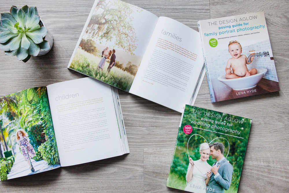 lena hyde photography books