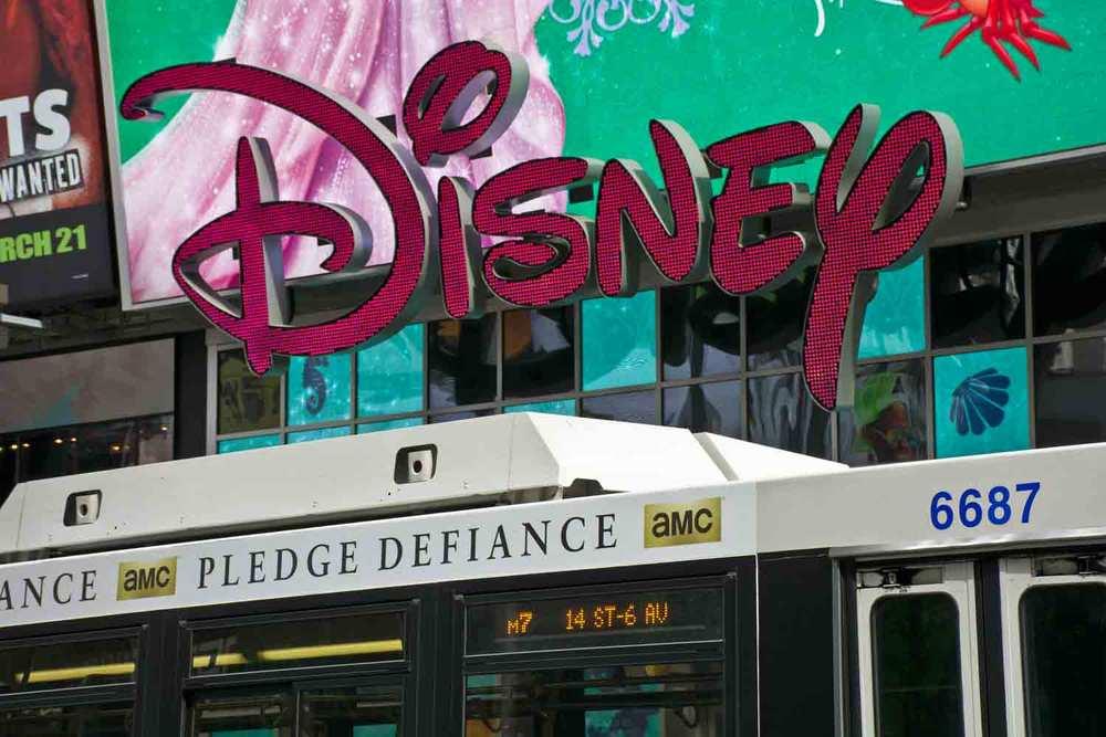 Disney Pledge