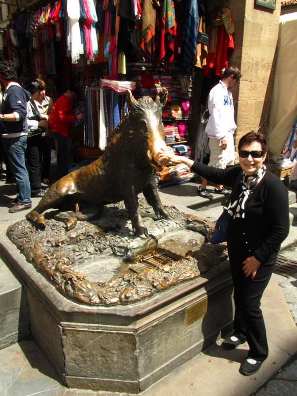 2012-05-07 LC & the boar.JPG
