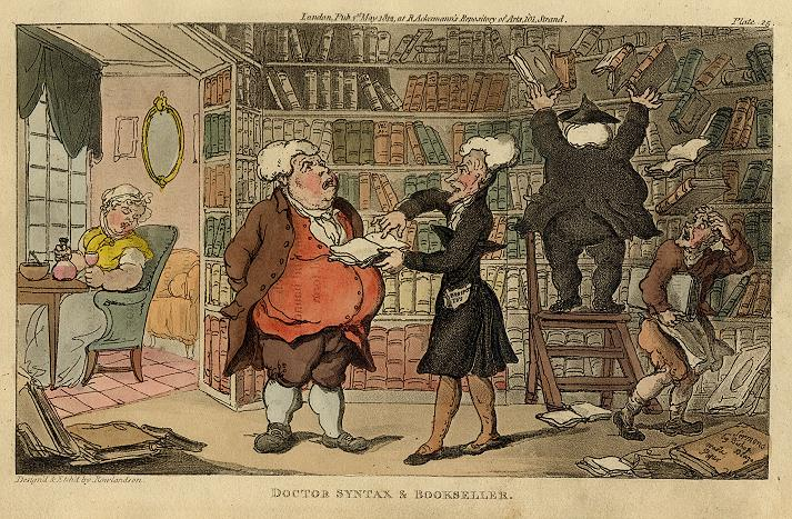 Rowlandson, Doctor Syntax