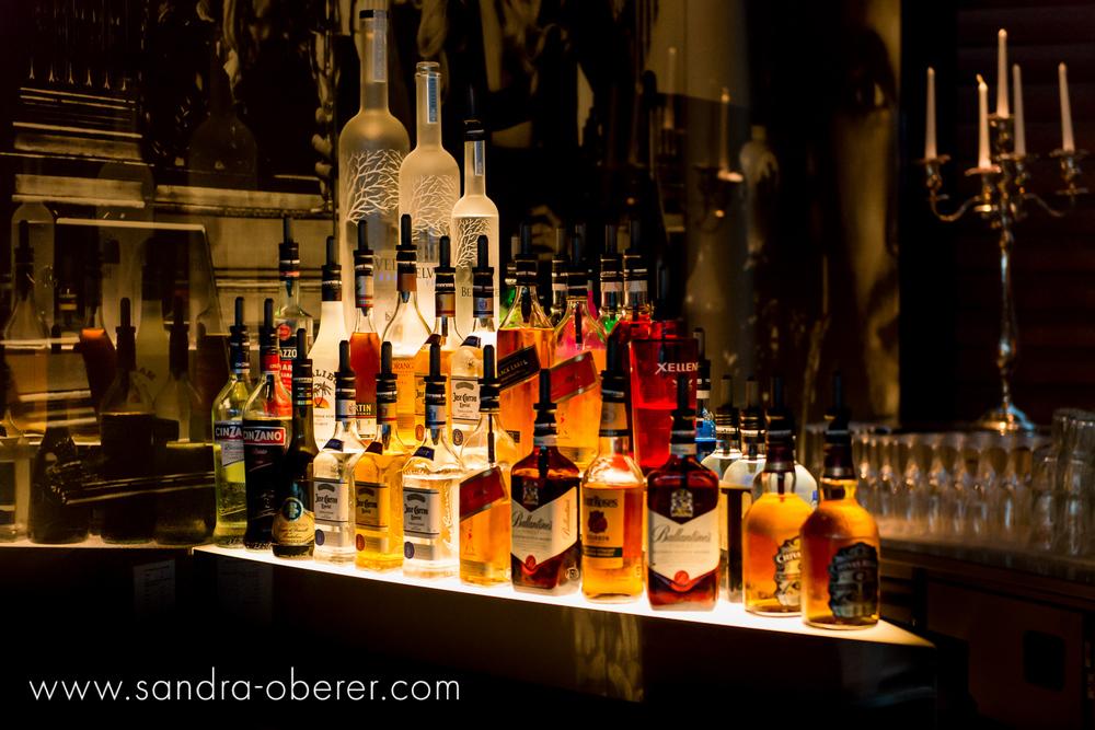 Innenaufnahmen Penthouse Bar & Lounge Luzern