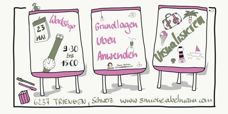 funny-sketchnotes mit simone abelmann
