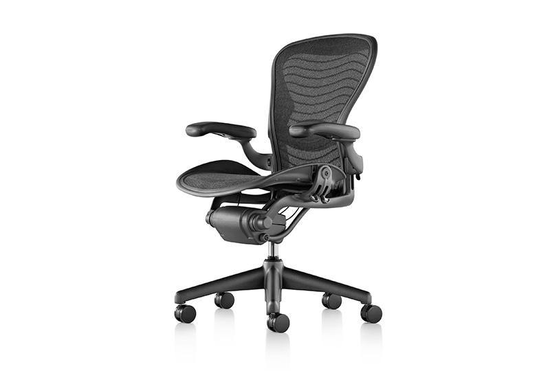 Cadeira Aeron Fonte: Herman Miller