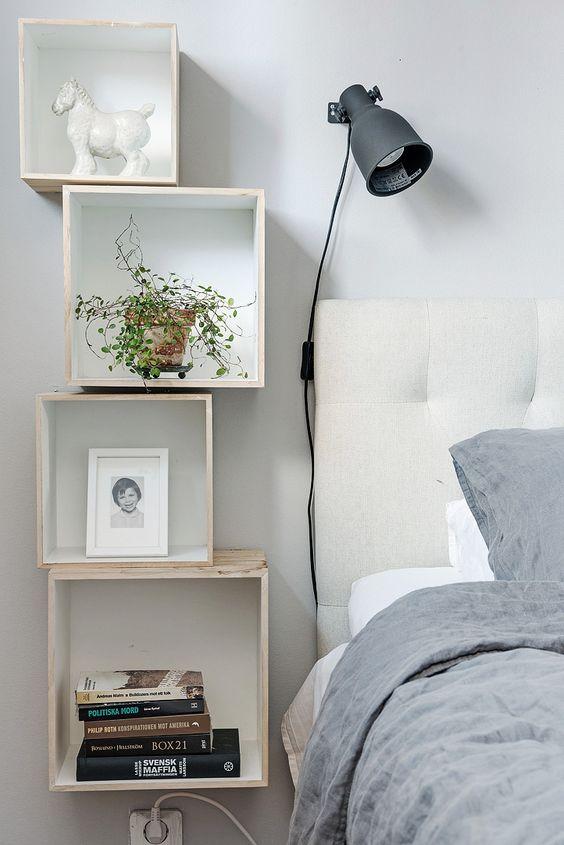 Esse pin aqui veio de um site com várias opções de residências a venda em Gothenburg na Suécia. Se você quer ver soluções simples e originais como está da foto visite o link.
