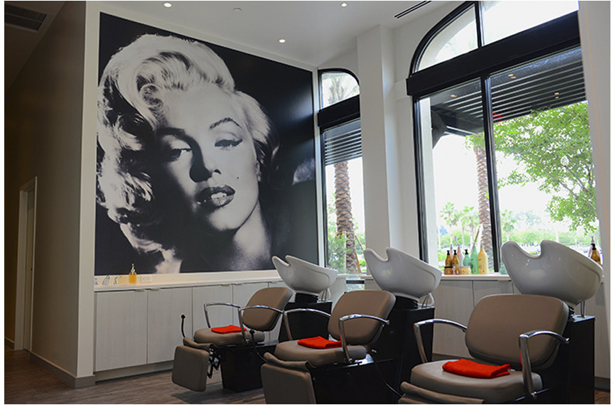 Marilyn Monroe Spas, Glamour Bar (FL)