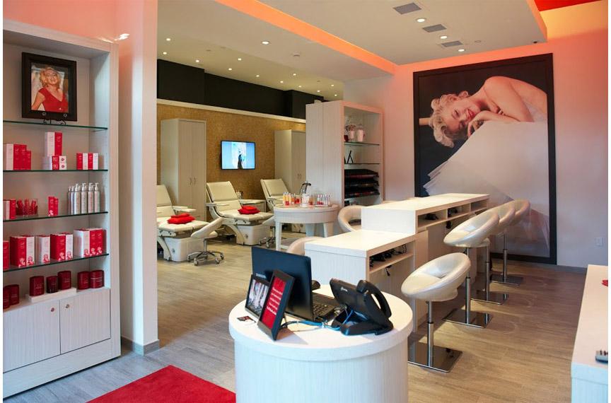 Marilyn Monroe Spas, Nail Boutique (FL)