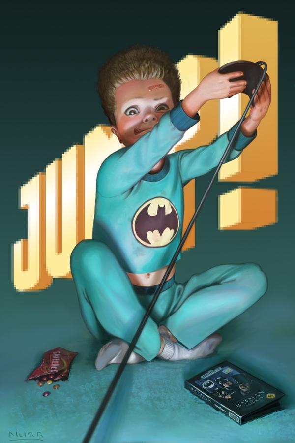 """JUMP!"", 2013, digital"