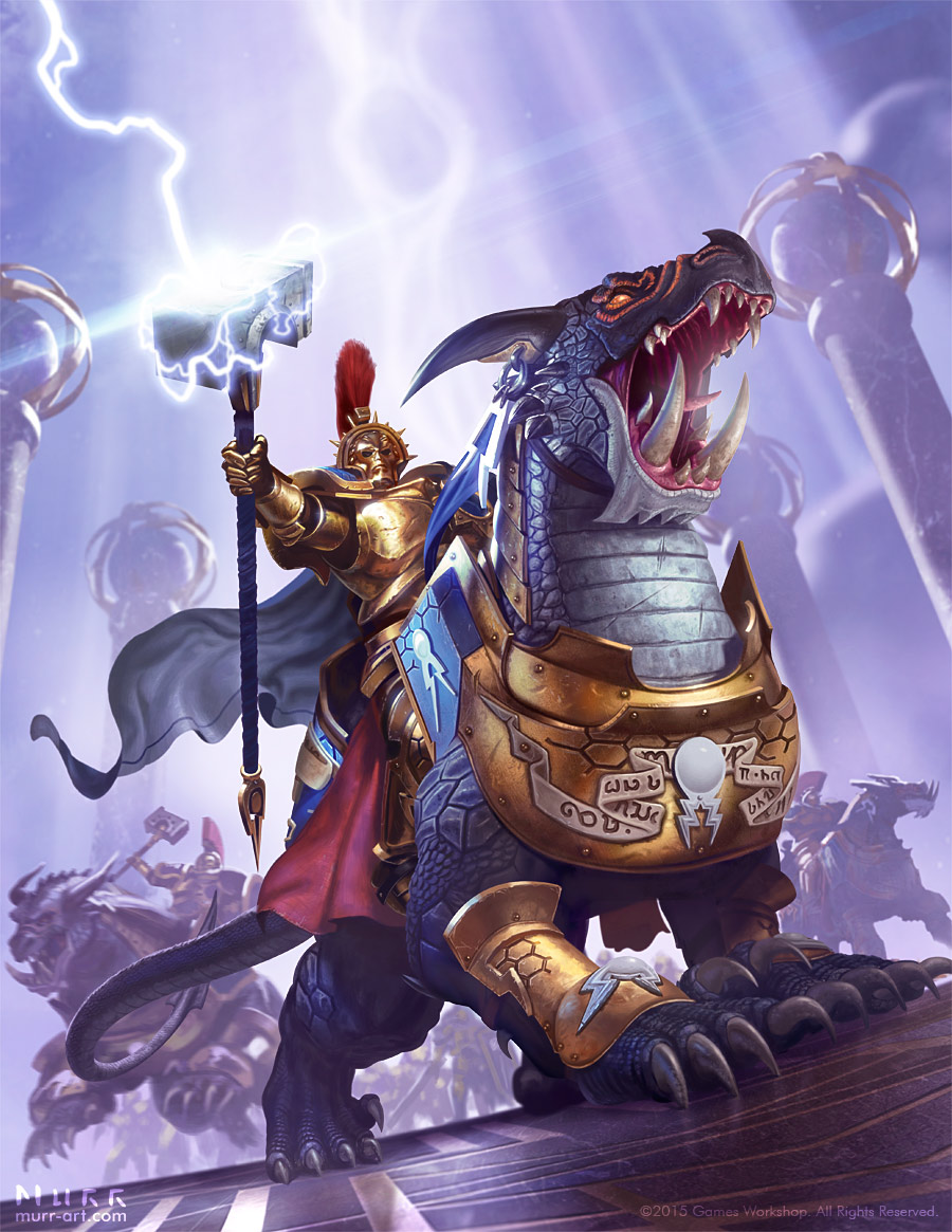 Warhammer: Age of Sigmar - Stormcast Extremis
