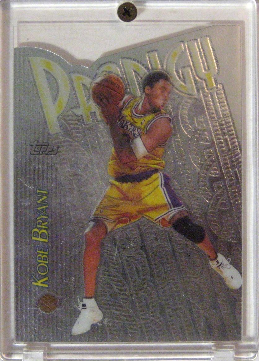 1999-00 Topps Prodigy Kobe Bryant