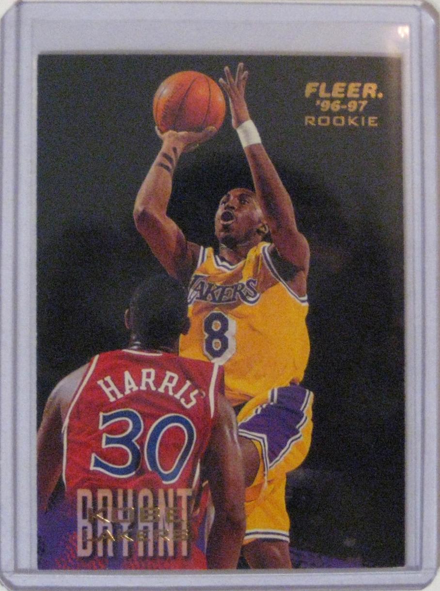 1996-97 Fleer Kobe Bryant