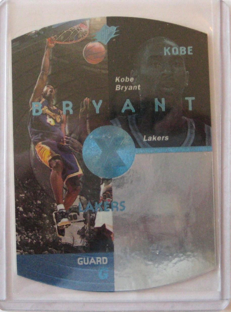 1997-98 SPX Sky Kobe Bryant