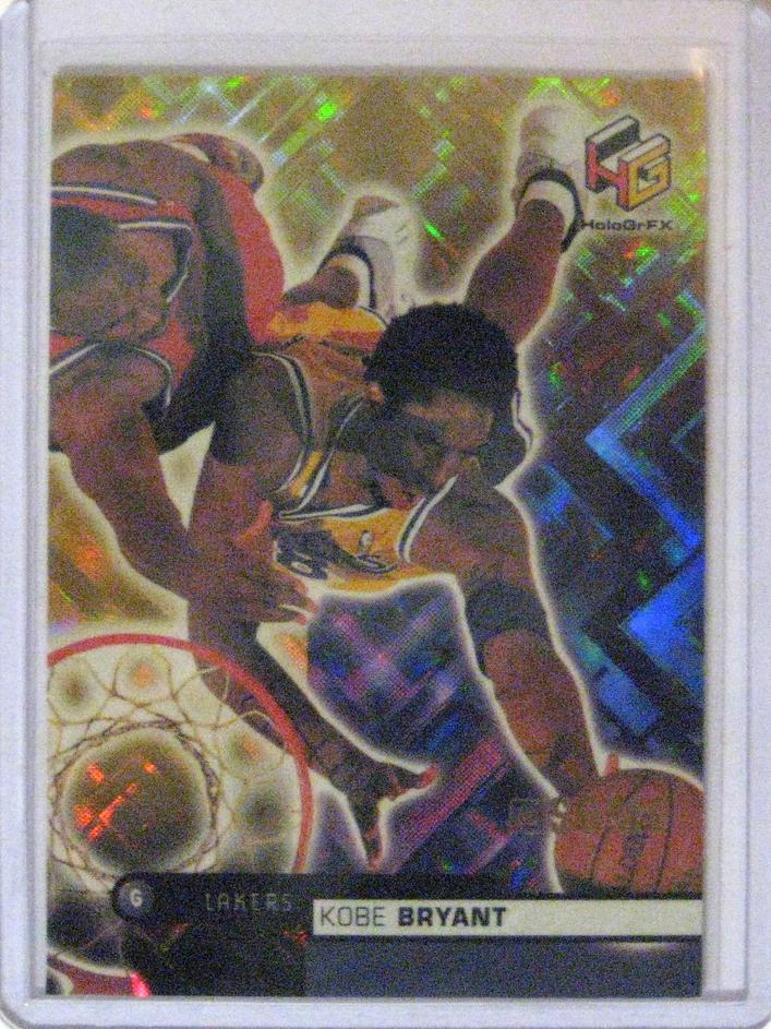 1999-00 Upper Deck HoloGrFx Ausome Kobe Bryant