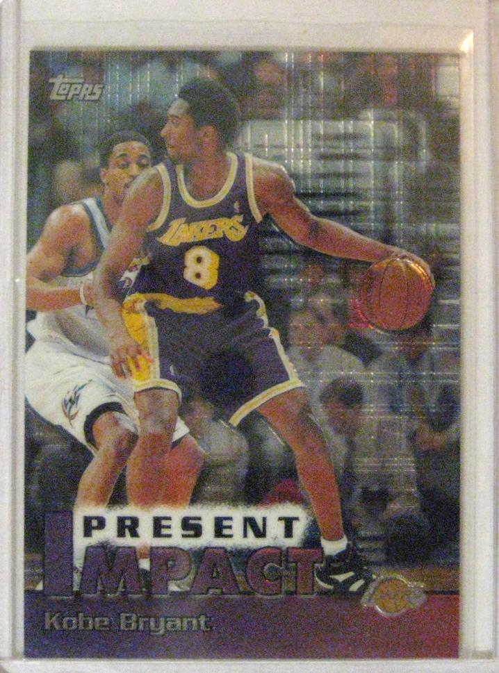 1999-00 Topps Impact Kobe Bryant