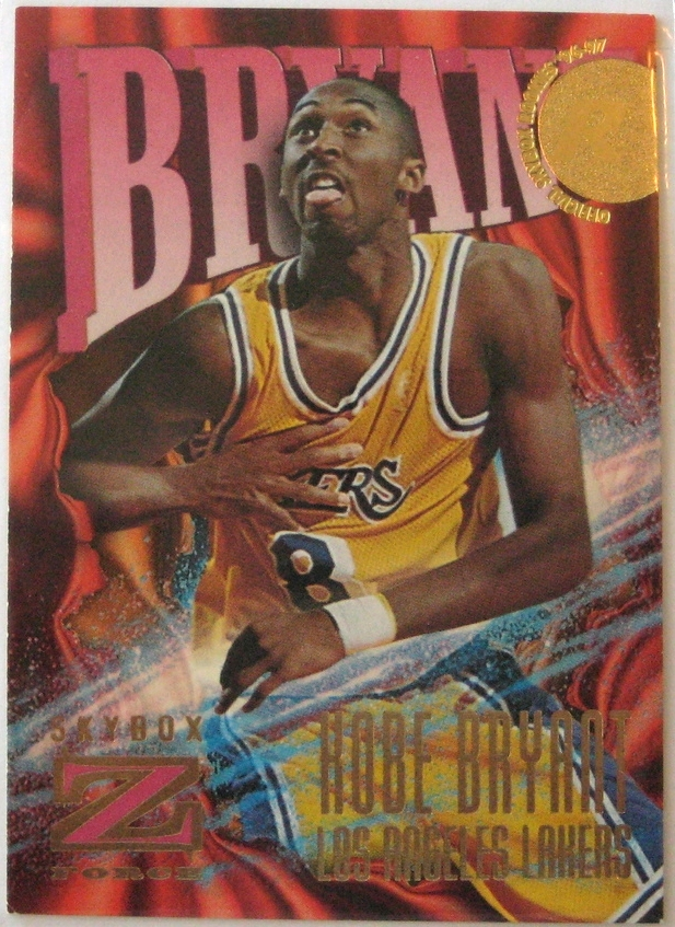 1996-97 Skybox Z-Force Rookie Card