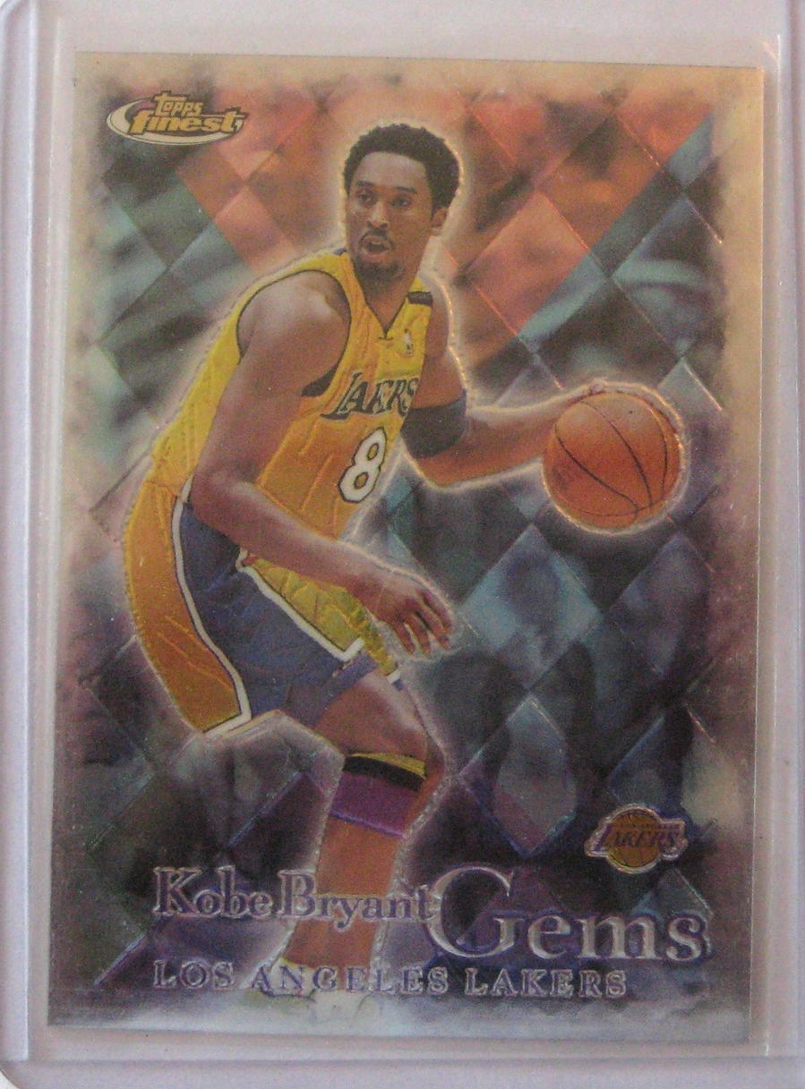 2000-01 Topps Finest Gems