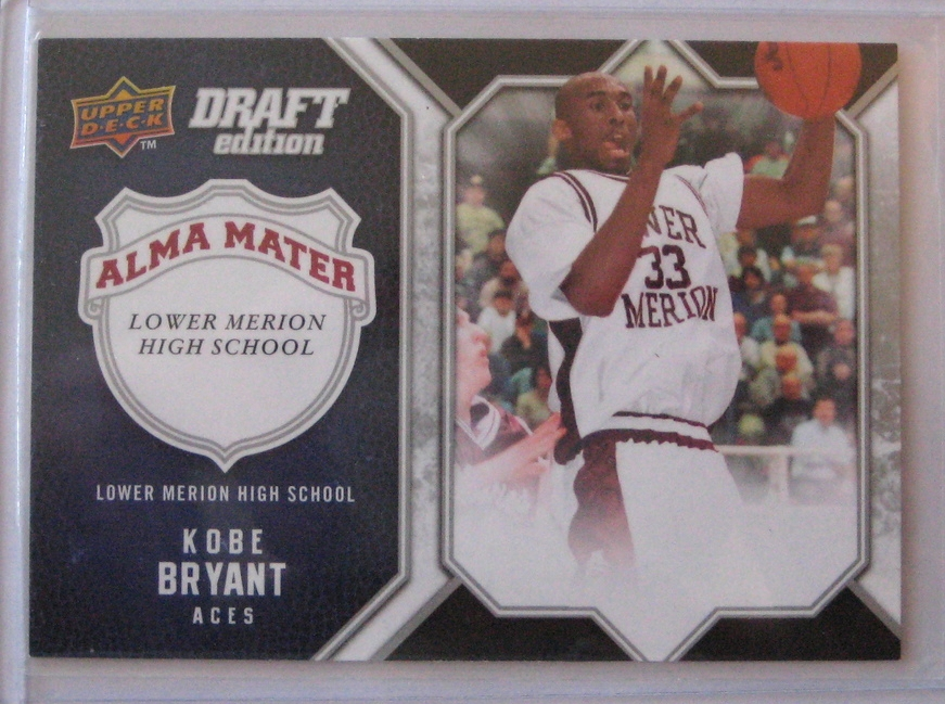 2009-10 Upper Deck Draft Edition Alma Mater