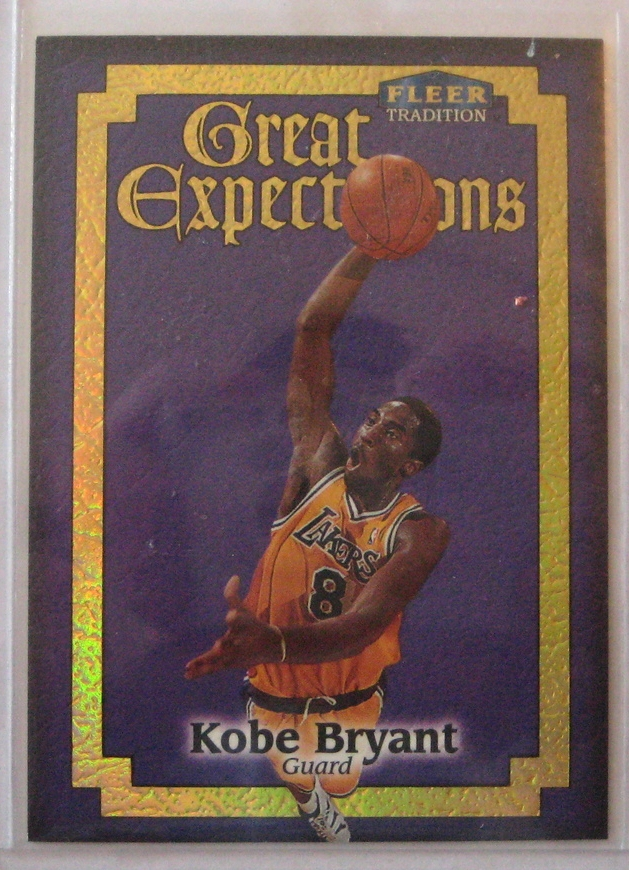 1998-99 Fleer Tradition Great Expectations