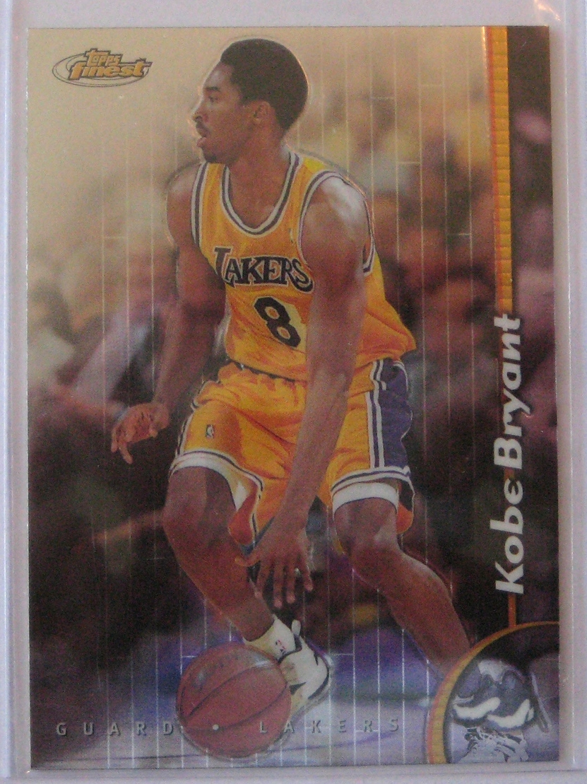 1998-99 Topps Finest