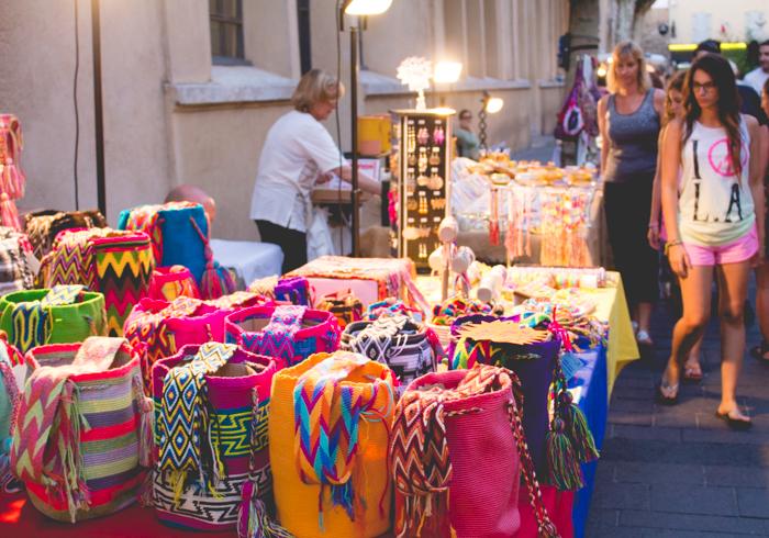 Antibes markets