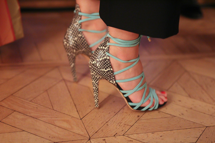 Fantastiske høye sandaler på stilsikreMarianne