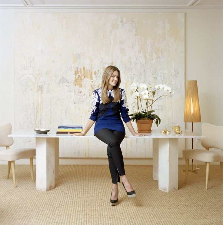 Aerin Lauder for the September issue of W .jpg