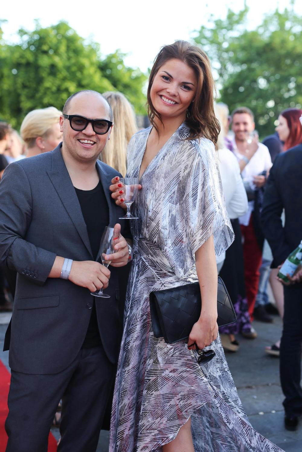 Tori Kristin Esaiassen & Fred Jonny Hammerø