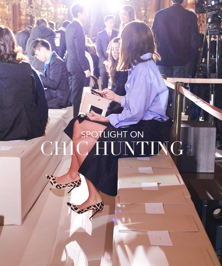 chic hunting