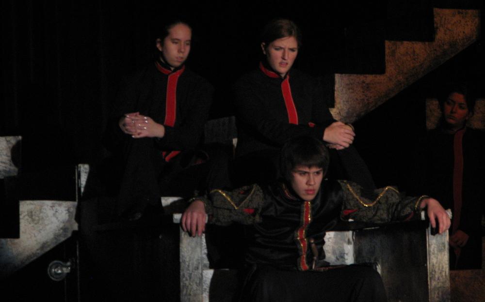 Hamlet 2006 One Act