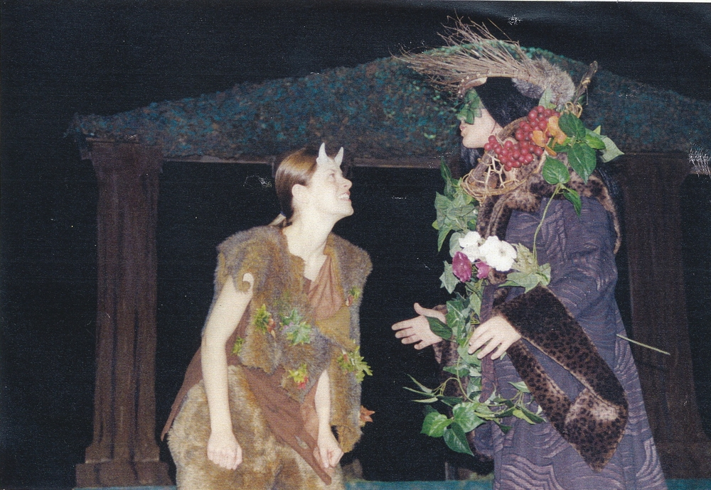 A Midsummer Night's Dream 2001 One Act