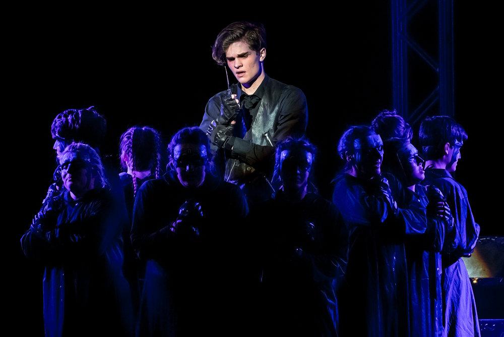 Hamlet 2017 One Act