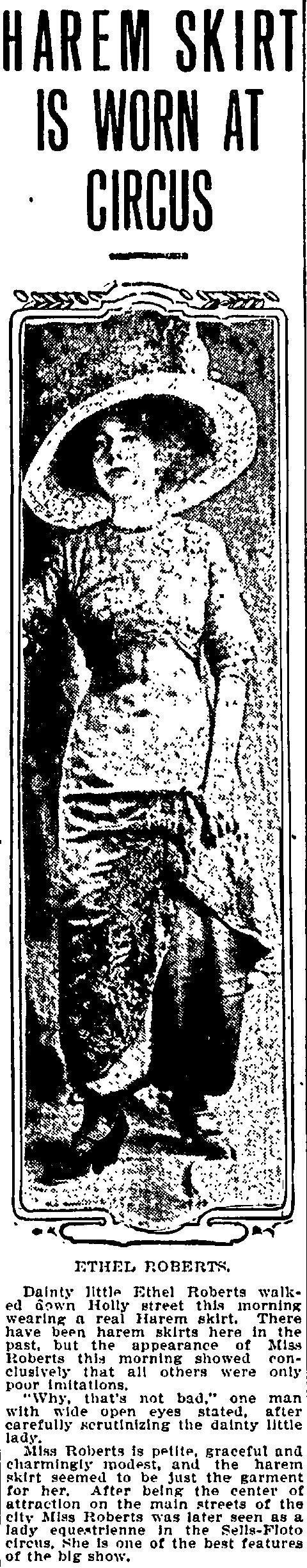 Ethel Roberts 1911 Harem Skirt.jpg