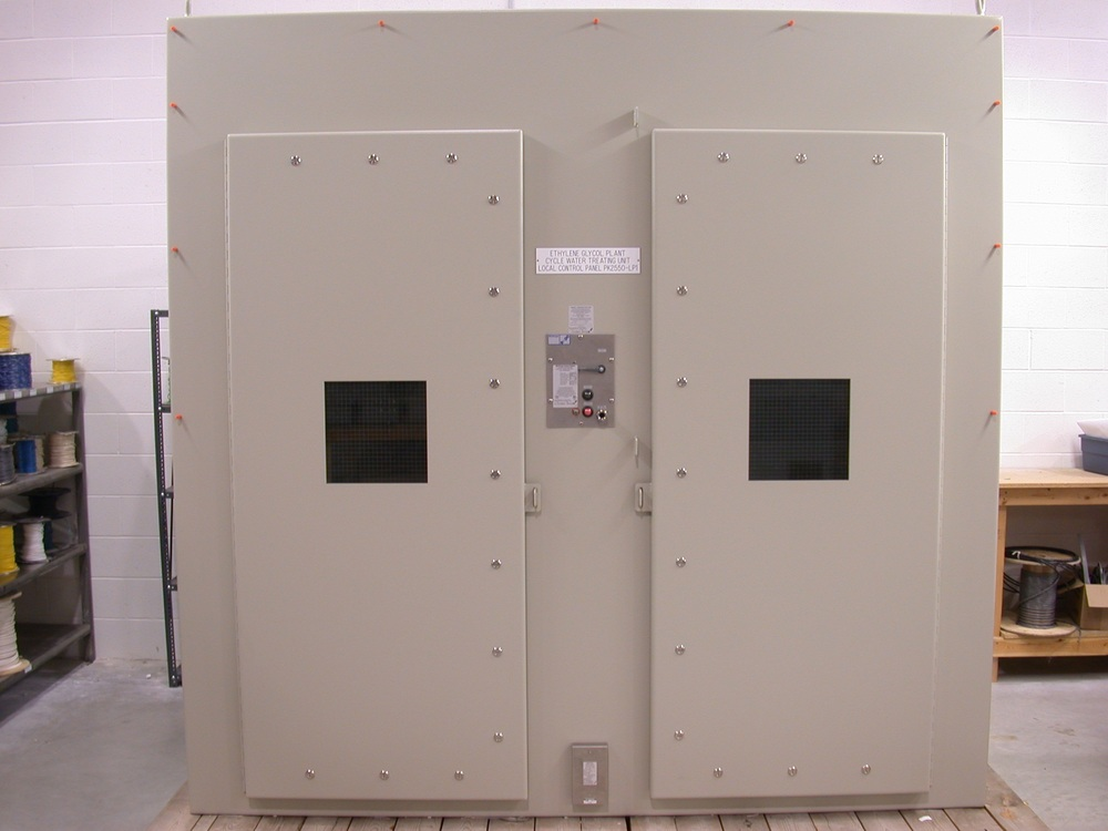 Large Explosion Proof Panel
