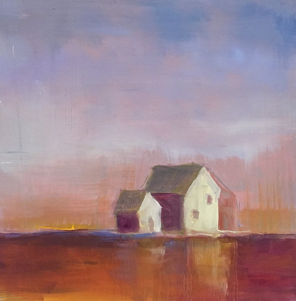 House Study - Sunset in Polpis