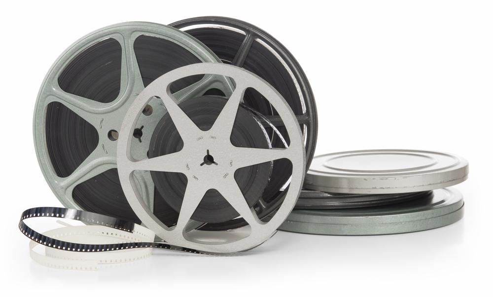 8mm & 16mm Film