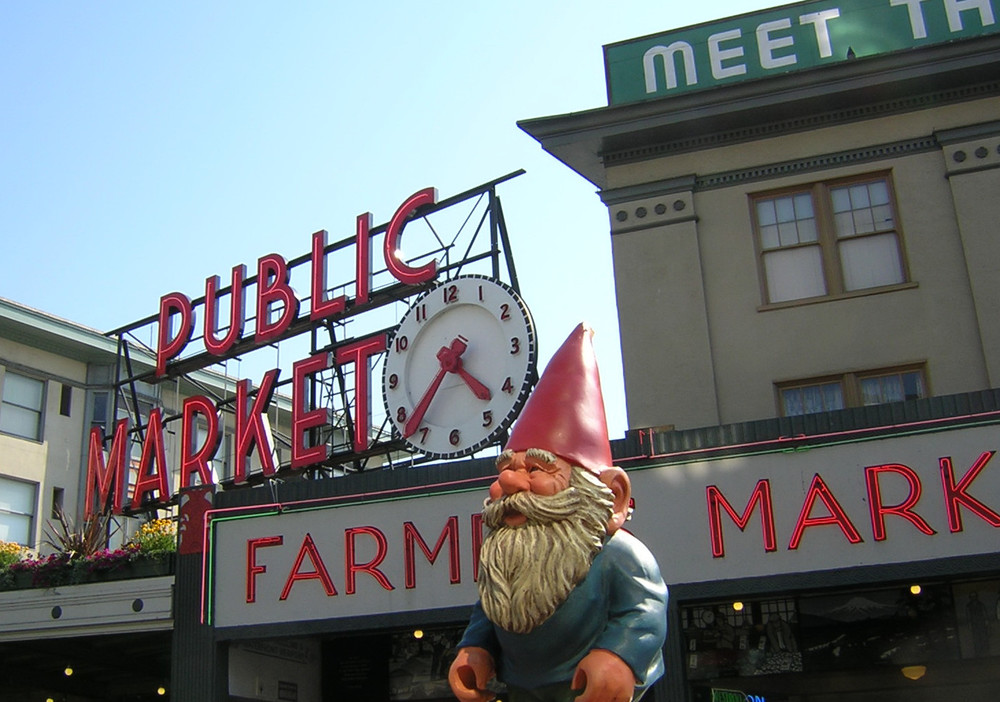 Pike Place Market (PPM)
