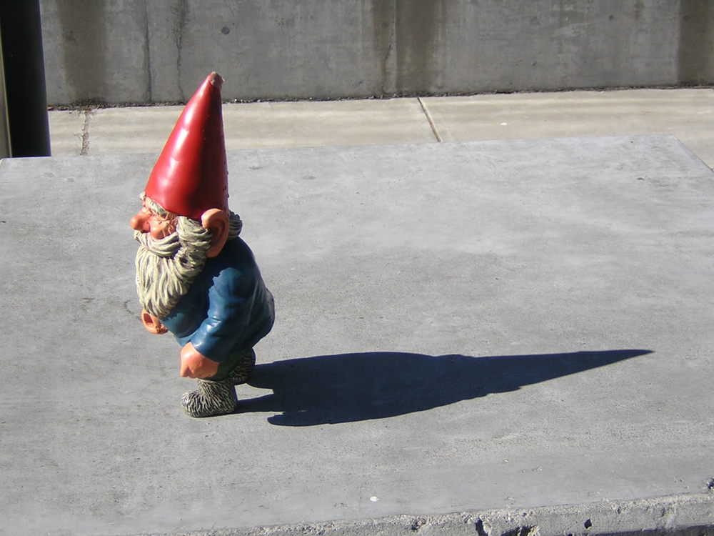 Gnome on the Roam (ROAM)