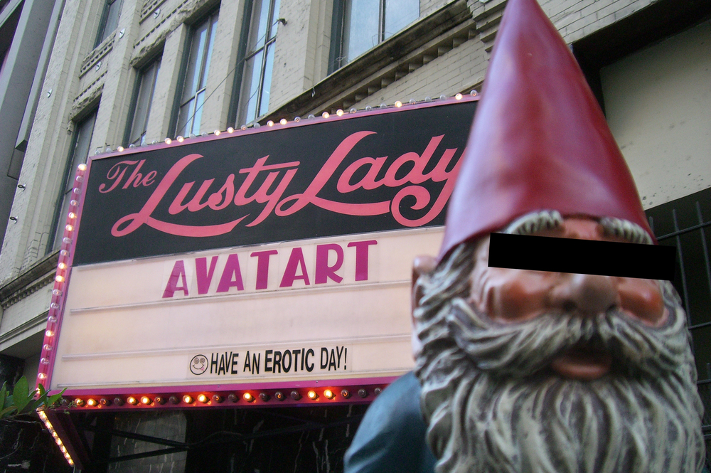 Lusty Lady (LUST)