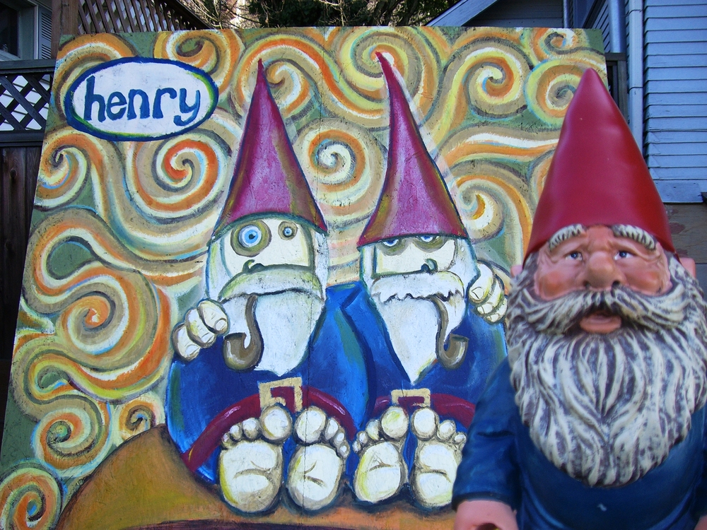Henry Gnomes (3G)