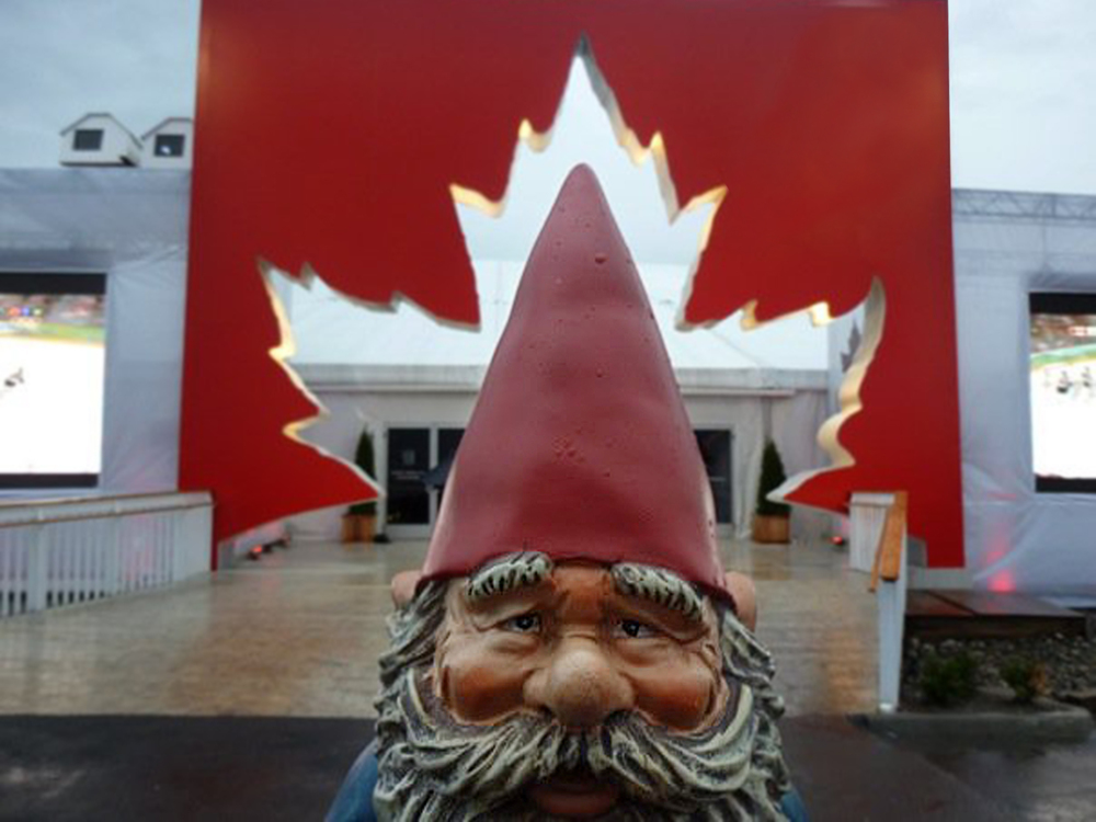 Gnome in Canada (CAN)
