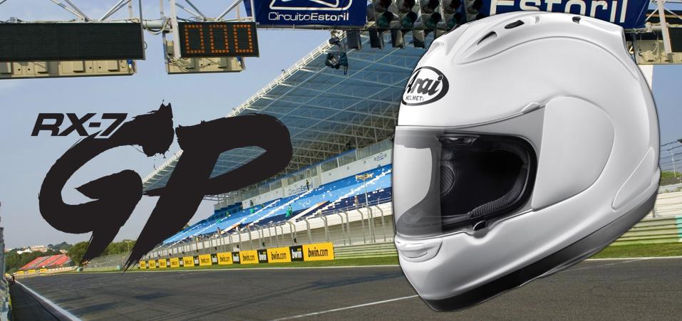 O capacete da MotoGP® (Recomendado para velocidade acima de 250km/h)