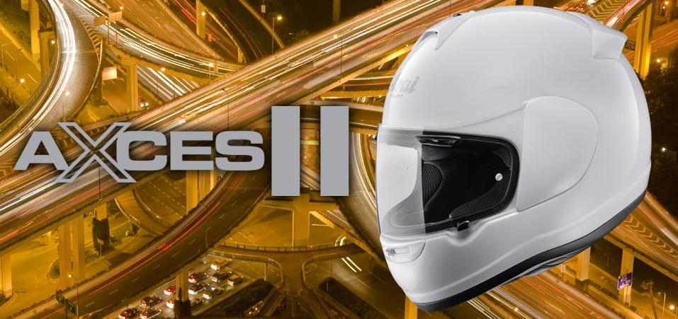 Conforto e segurança para estrada (Recomendado para velocidade de até 250km/h)