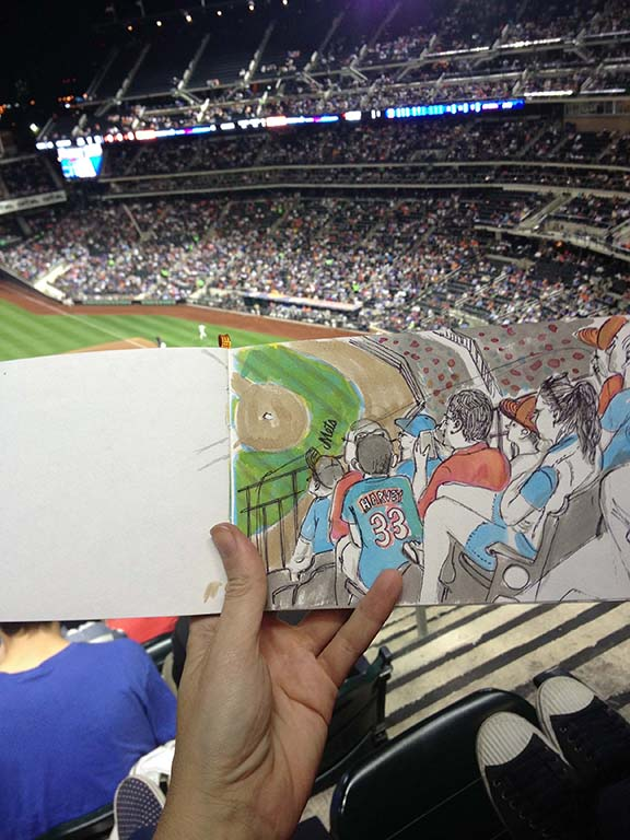 Mets Game