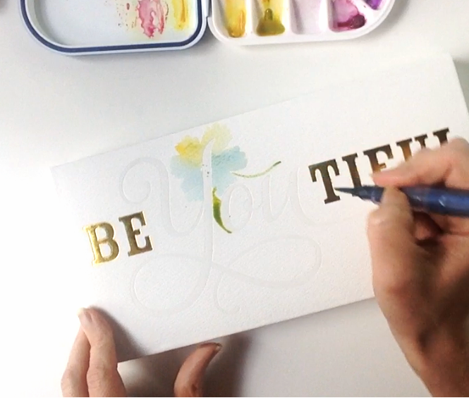 how to paint watercolor flowers