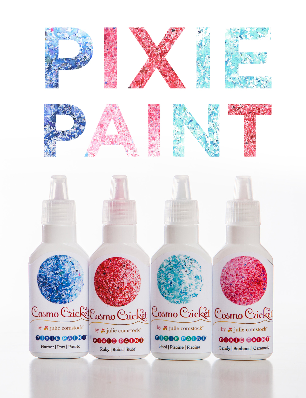 How to use Pixie Paint